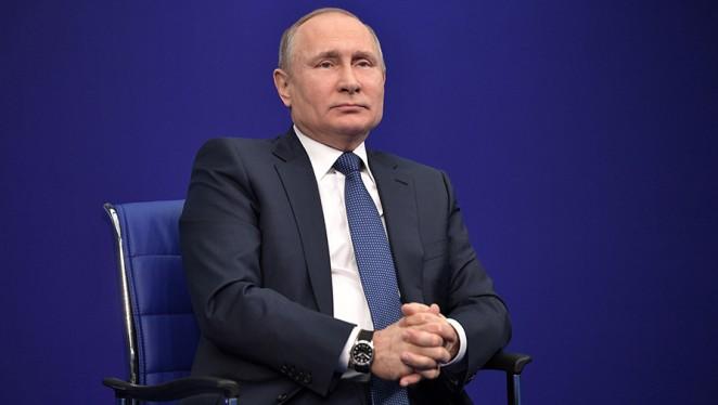 Tổng thống Putin 'buồn' vì không có tên trong 'báo cáo Kremlin'