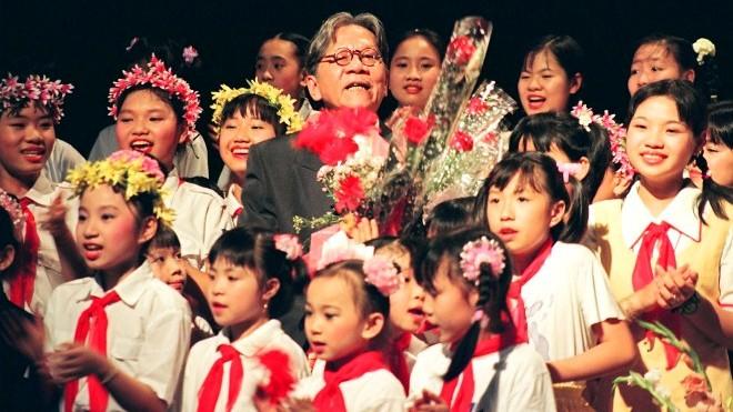 Tiễn biệt nhạc sĩ Hoàng Vân: 'Nhạc sĩ ấy ai gặp đều không thể quên'