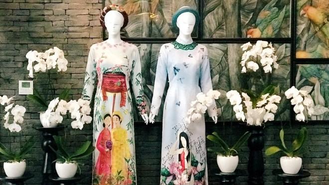 Triển lãm áo dài Việt Nam lần đầu tiên được tổ chức tại InterContinental Danang Sun Peninsula Resort