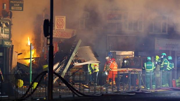 Nổ lớn tại Anh: 4 nạn nhân thiệt mạng