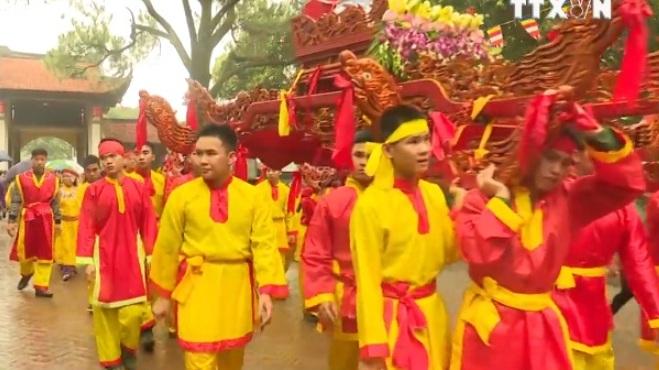 VIDEO: Khai hội Côn Sơn – Kiếp Bạc, công nhận bia 'Côn Sơn Tư Phúc Tự Bi' là bảo vật quốc gia