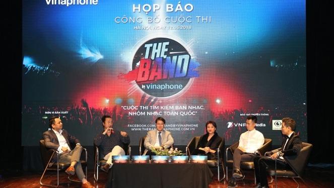 Ra mắt Sân chơi mới dành riêng cho các ban nhạc Việt Nam