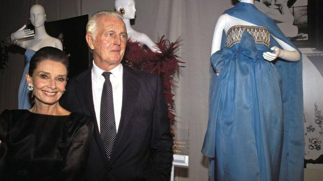 Vĩnh biệt huyền thoại thời trang Givenchy: 'Luôn đơn giản, luôn thuần khiết'