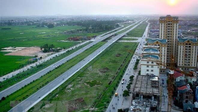 Hà Nội phân làn, tổ chức giao thông khu vực Đại lộ Thăng Long