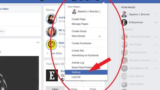 Làm thế nào để biết Facebook của mình đang bên thứ 3 tiếp cận?