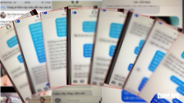 Công an Thanh Hóa: Tin nhắn phó bí thư tỉnh có bồ nhí là 'dàn dựng với mục đích xấu'