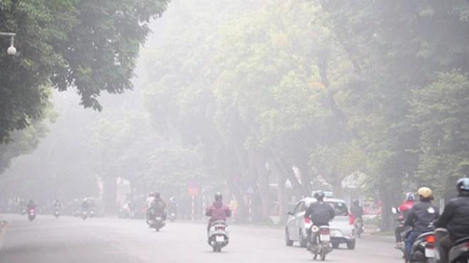 Bắc Bộ, Bắc Trung Bộ sương mù bao phủ, Nam Bộ nắng nóng trở lại