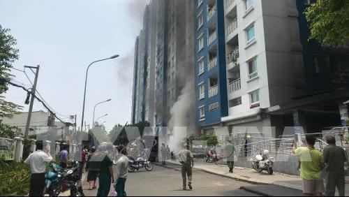 Khẩn trương kiểm tra hệ thống phòng cháy chữa cháy tại các chung cư cao tầng