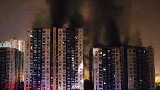 Sẽ khởi tố bị can vụ cháy chung cư Carina Plaza: Đã 4 lần xử phạt vi phạm PCCC