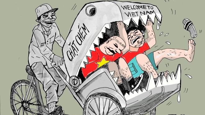 Phát động Giải Biếm họa báo chí Việt Nam - Cup Rồng tre lần V-2018: 'Giữ lửa' cho biếm họa