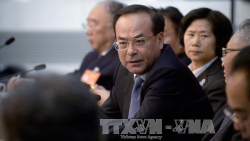 Trung Quốc xét xử cựu Bí thư Thành ủy Trùng Khánh Tôn Chính Tài