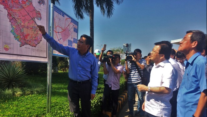 Trước năm 2021 phải hoàn thành giải phóng mặt bằng sân bay Long Thành
