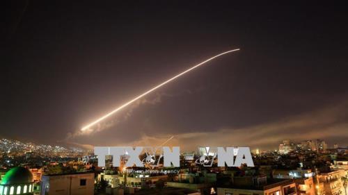 Mỹ tấn công Syria: Những con số thương vong đầu tiên của dân thường