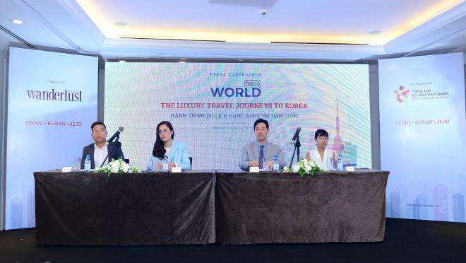 W213Hello World - Hành trình du lịch hạng sang tại Hàn Quốc