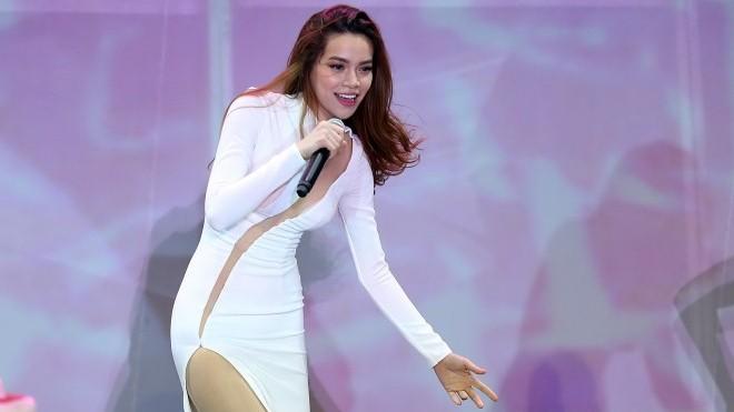 Hồ Ngọc Hà, Đức Tuấn… hát khai mạc Lễ hội Du lịch Cửa Lò