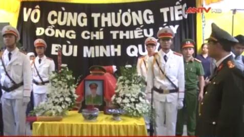Chủ tịch nước truy tặng Huân chương Dũng cảm cho chiến sỹ Cảnh sát PCCC Gia Lai