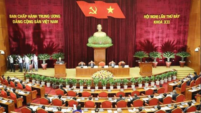 Hội nghị lần thứ bảy, Ban Chấp hành Trung ương Đảng khóa XII: Tập trung xem xét, quyết định ba đề án quan trọng