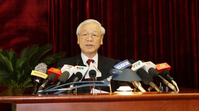 Toàn văn phát biểu của Tổng Bí thư Nguyễn Phú Trọng khai mạc Hội nghị lần thứ bảy Ban Chấp hành Trung ương Đảng Khóa XII
