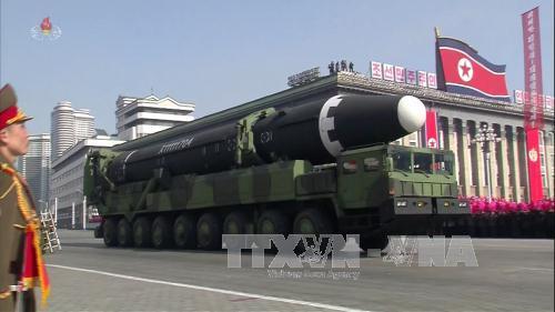 Triều Tiên nhất trí tiêu huỷ tên lửa đạn đạo liên lục địa