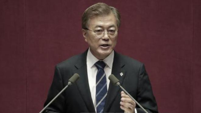 Hủy cuộc gặp thượng đỉnh Mỹ-Triều Tiên: Tổng thống Hàn Quốc Moon Jae-in bối rối