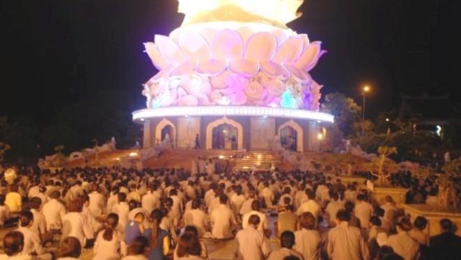 Đại Lễ Phật đản, linh thiêng ngày trăng tròn tháng Vesak