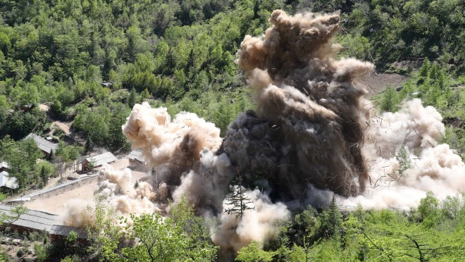 Triều Tiên khẳng định kiên trì với thời gian biểu phi hạt nhân hóa của mình 'dù có phải chịu đựng gì'