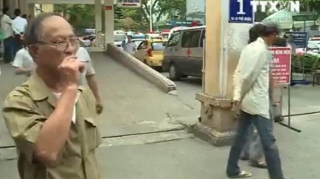Cần xử phạt nghiêm hành vi vi phạm luật phòng chống tác hại thuốc lá
