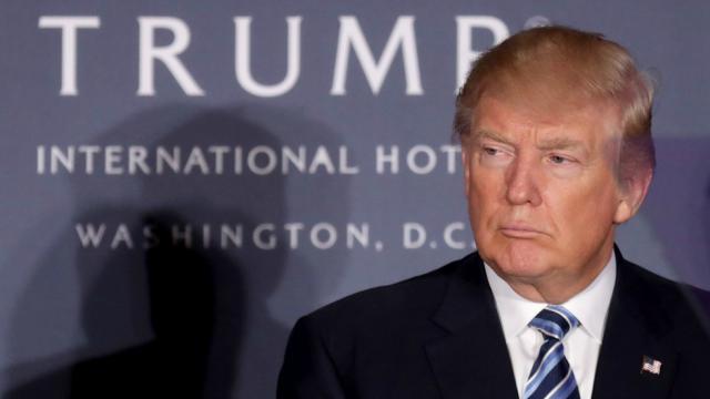 Tiết lộ lý do gần 3 tỉ USD của Tổng thống Trump 'biến mất'