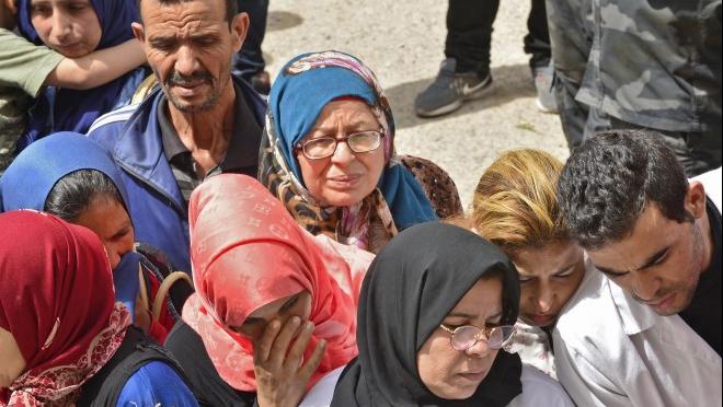 58 người chết trong vụ đắm tàu ngoài khơi Tunisia