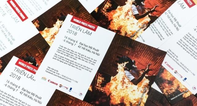Triển lãm Ảnh Báo chí Thế giới đến Việt Nam