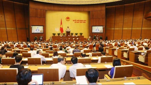 'Quốc hội kêu gọi đồng bào, nhân dân cả nước hãy bình tĩnh, tin tưởng vào sự quyết định của Đảng, Nhà nước'