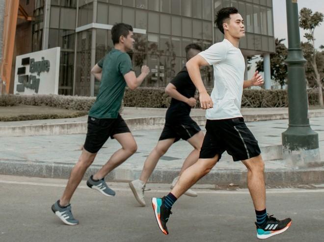 Adidas Running giới thiệu dòng giày mới Solarboost