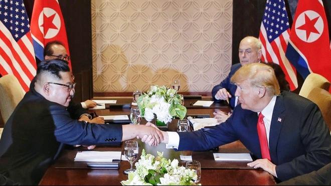 Hậu Hội nghị thượng đỉnh, ông Kim Jong-un mời Tổng thống Trump thăm Triều Tiên