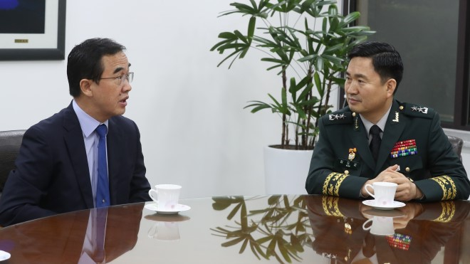 Cuộc đàm phán quân sự cấp cao đầu tiên giữa hai miền Triều Tiên sau hơn 10 năm