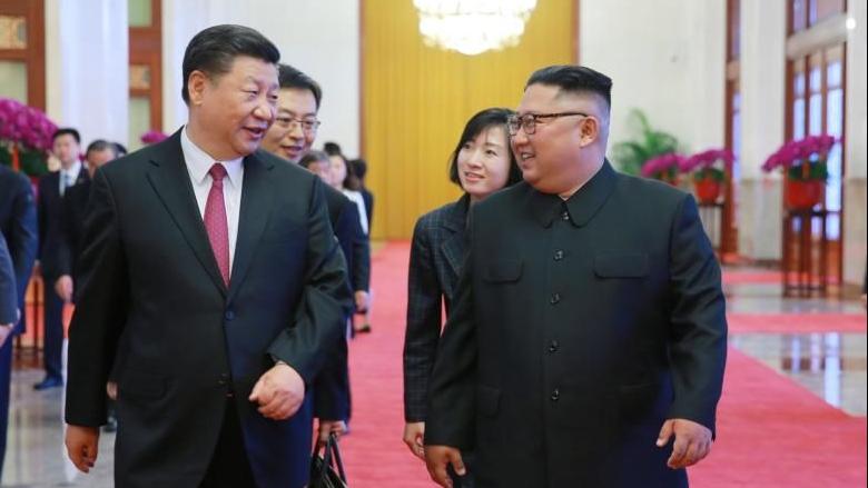 Thăm Trung Quốc lần 3, nhà lãnh đạo Triều Tiên Kim Jong-un phát đi thông điệp gì?