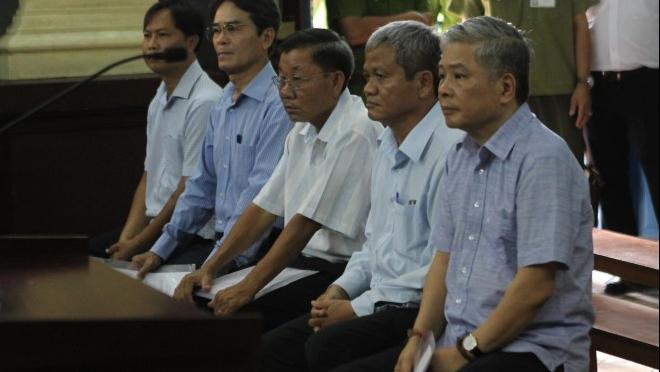 Xét xử nguyên Phó Thống đốc Ngân hàng Nhà nước Việt Nam Đặng Thanh Bình