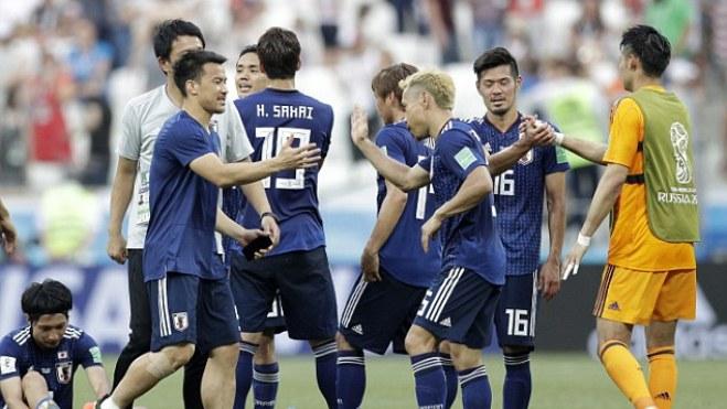 Nhật ký World Cup bằng thơ: Cảm ơn những chàng trai Samurai