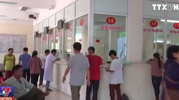 Thời tiết nắng nóng trên 40 độ C, nhiều trẻ em, người già phải nhập viện