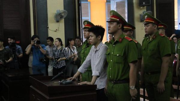 Tuyên án tử hình kẻ giết 5 người trong một gia đình tại TP HCM