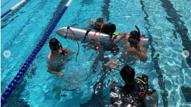 Giải cứu đội bóng Thái Lan: Tàu ngầm của tỷ phú Elon Musk đã sẵn sàng