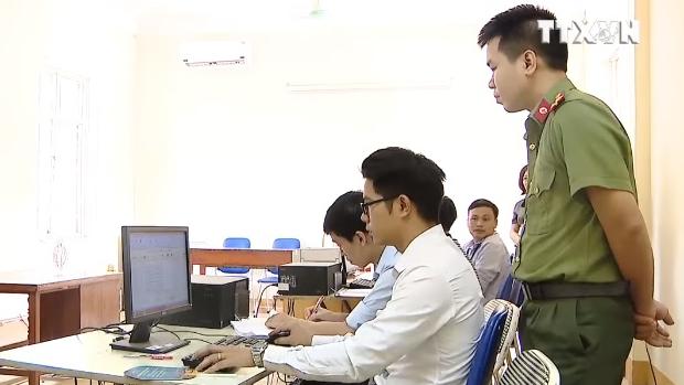 Quy trình xử lý, chấm điểm bài thi trắc nghiệm THPT Quốc gia