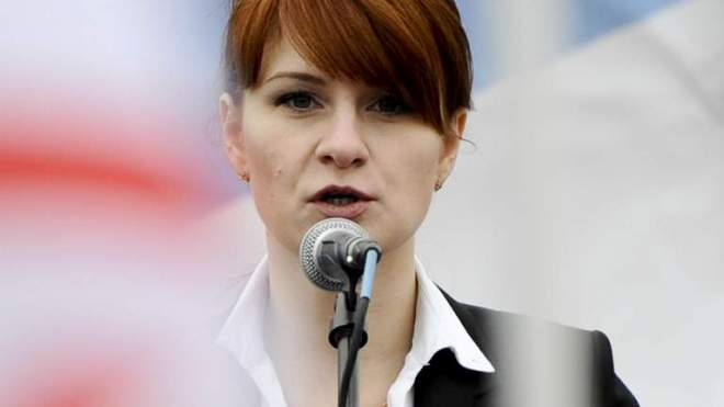 Mỹ buộc tội nữ công dân Nga làm gián điệp