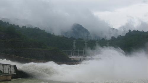 Từ 9 giờ ngày 30/7, bắt đầu xả lũ hồ thủy điện lớn nhất khu vực Bắc Trung bộ