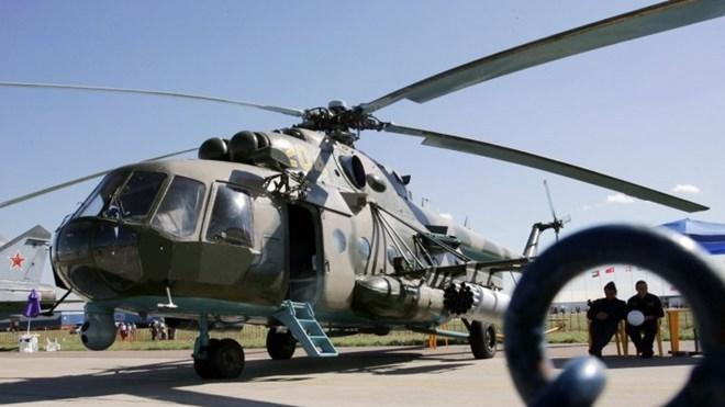 Nga điều tra hình sự vụ rơi trực thăng, 17 người thiệt mạng