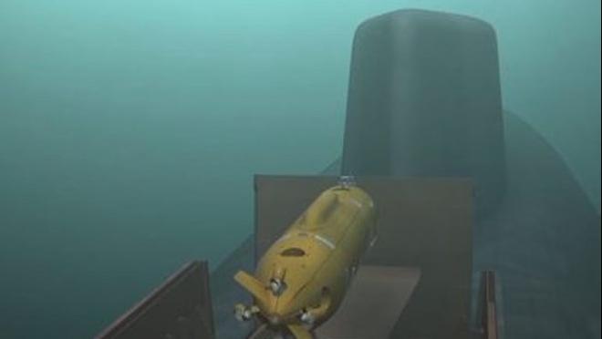500 triệu USD không giúp Mỹ đuổi kịp Nga về tàu ngầm không người lái
