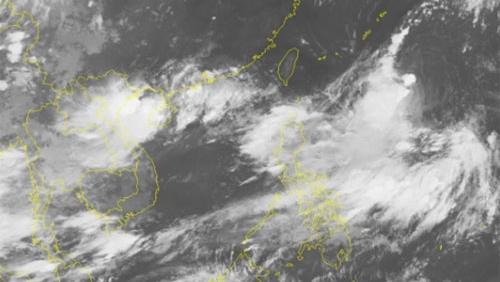 Tin mới nhất về thấp nhiệt đới: Trong 24 giờ tới, áp thấp nhiệt đới di chuyển chủ yếu theo hướng Bắc