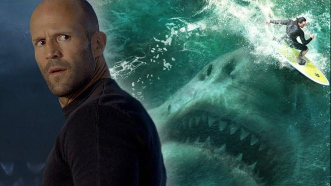 Câu chuyện điện ảnh: Cá mập khổng lồ 'công phá' Bắc Mỹ