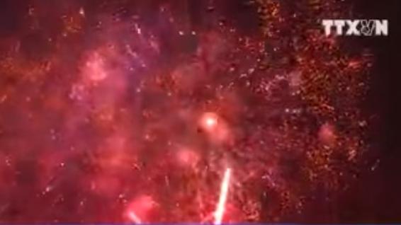 TP HCM bắn pháo hoa tại nóc hầm Thủ Thiêm và công viên Văn hóa Đầm Sen dịp lễ 2/9