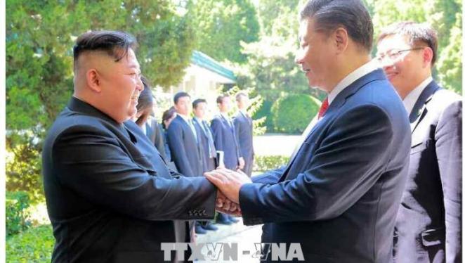 Chủ tịch Trung Quốc Tập Cận Bình chuẩn bị thăm Triều Tiên