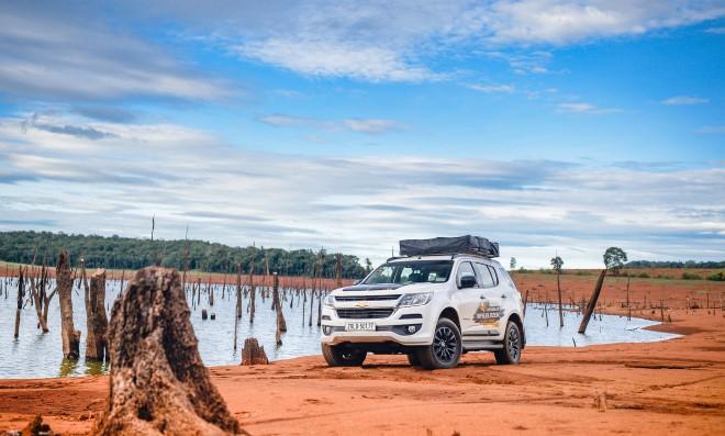 Chevrolet tiếp tục tham gia Triển lãm Ô tô Việt Nam bất chấp chuyển giao về Vinfast